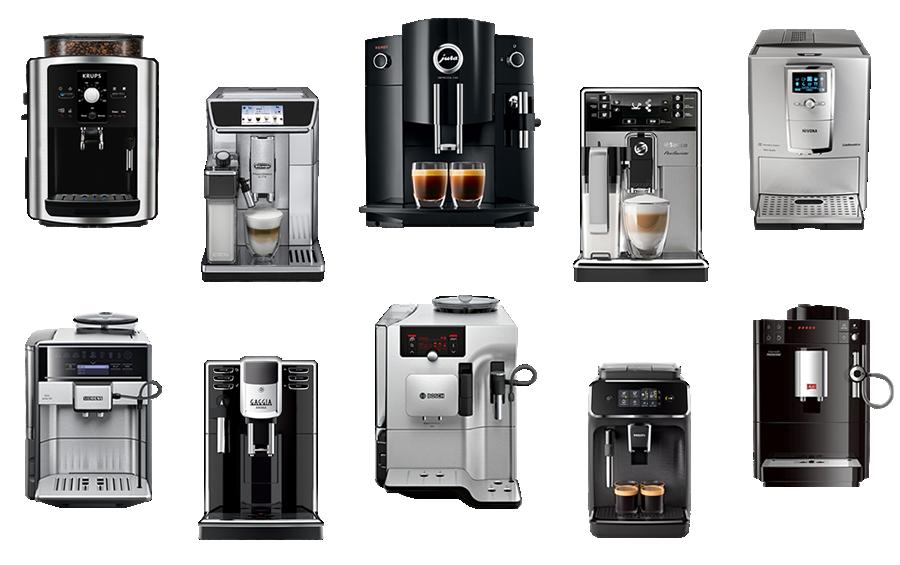 Naprawiamy ekspresy do kawy